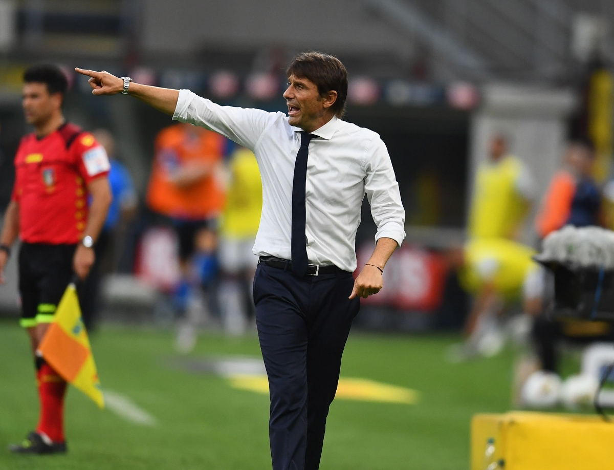 "Conte: ""We have desire and enthusiasm, we'll need to show determination against SPAL"""