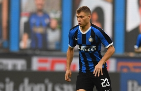 Nicolò Barella's condition
