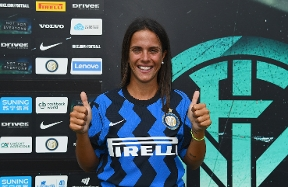 Flaminia Simonetti signs for Inter Women