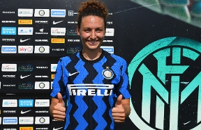 Ilaria Mauro joins Inter