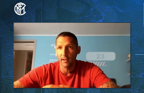 "Materazzi a guest of ""Inter Calling Club"""
