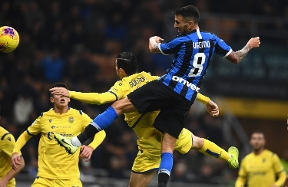 Hellas Verona vs. Inter, match preview