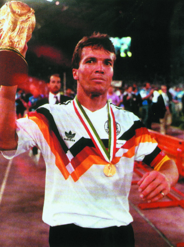 30 years since that magical night for our German trio
