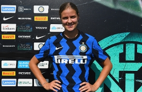 Caroline Møller Hansen signs for Inter Women