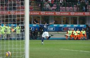 Inter vs. Torino, the Nerazzurri's top 5 goals