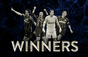Julio Cesar, Bergomi, Cambiasso and Milito all enter into the Nerazzurri Hall of Fame