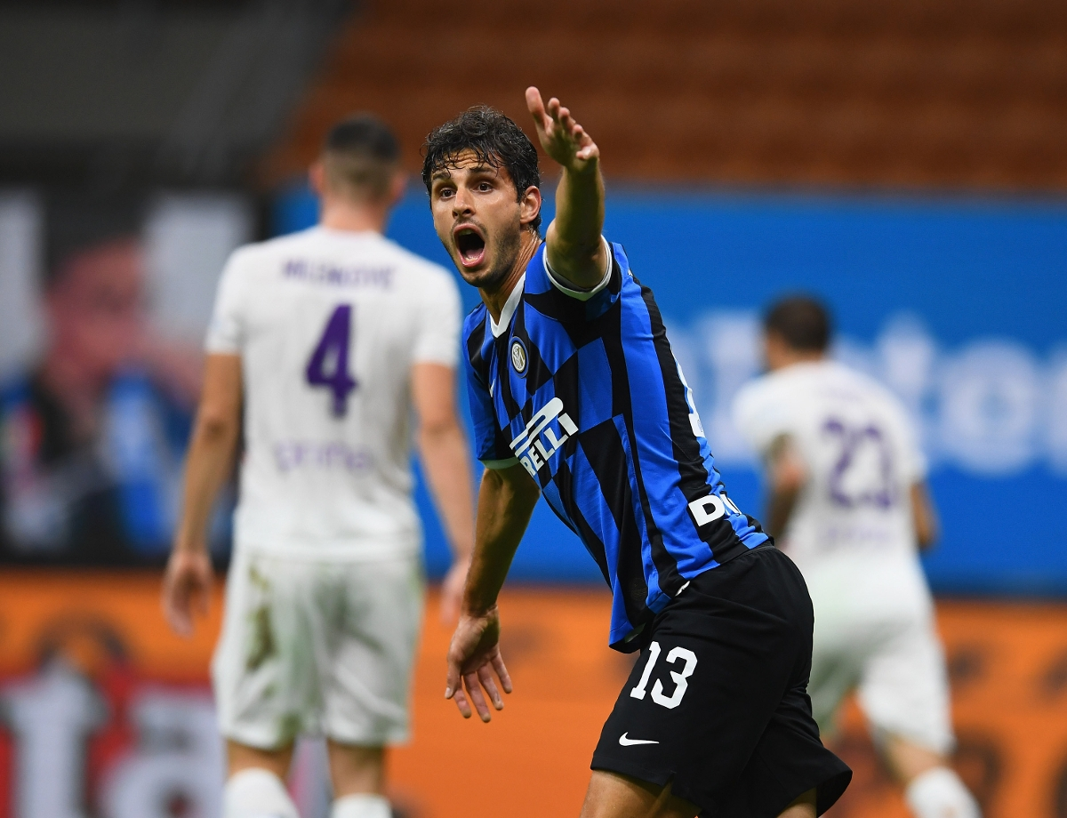"""Ranocchia: """"We created a lot and hardly gave them a look-in, a shame not to get the win"""""""