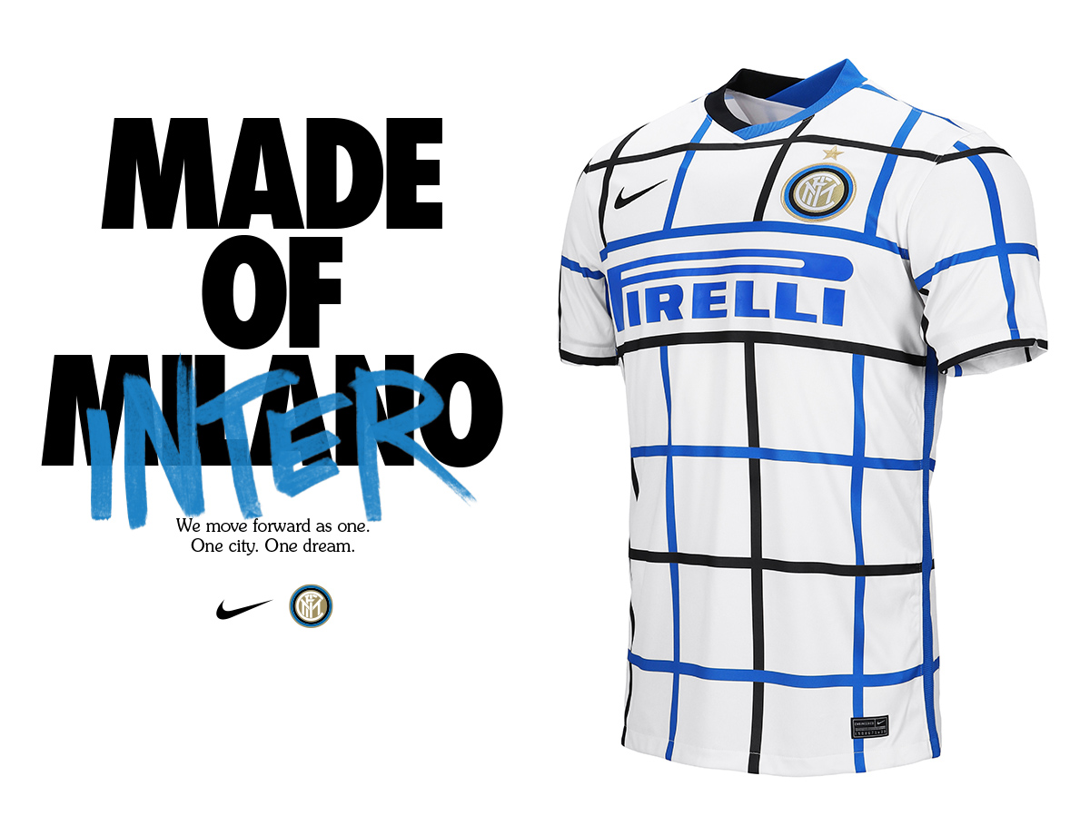 The photos of our new Inter Away Kit for 2020/21   News