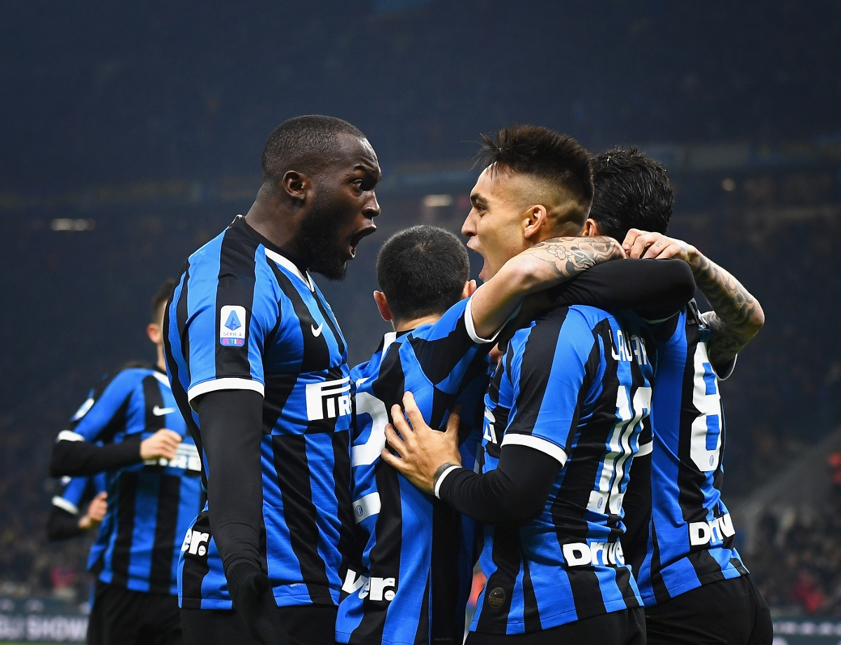 Atalanta vs. Inter, the match