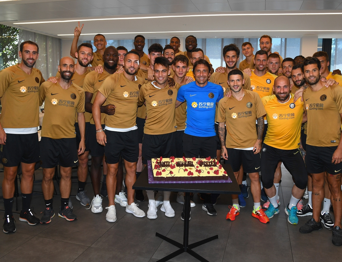 Buon compleanno Mister!