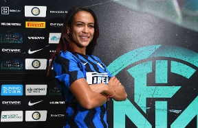 Kathellen Sousa signs for Inter Women