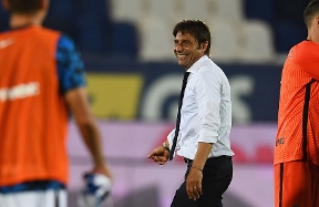 "Conte: ""I'm happy with this team, we've done a great job"""