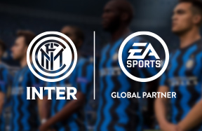 FC Internazionale Milano launches an exclusive partnership with Electronic Arts