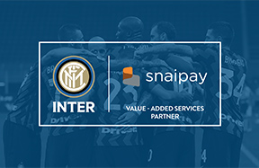 Snaipay becomes new Official Regional Partner of FC Internazionale Milano