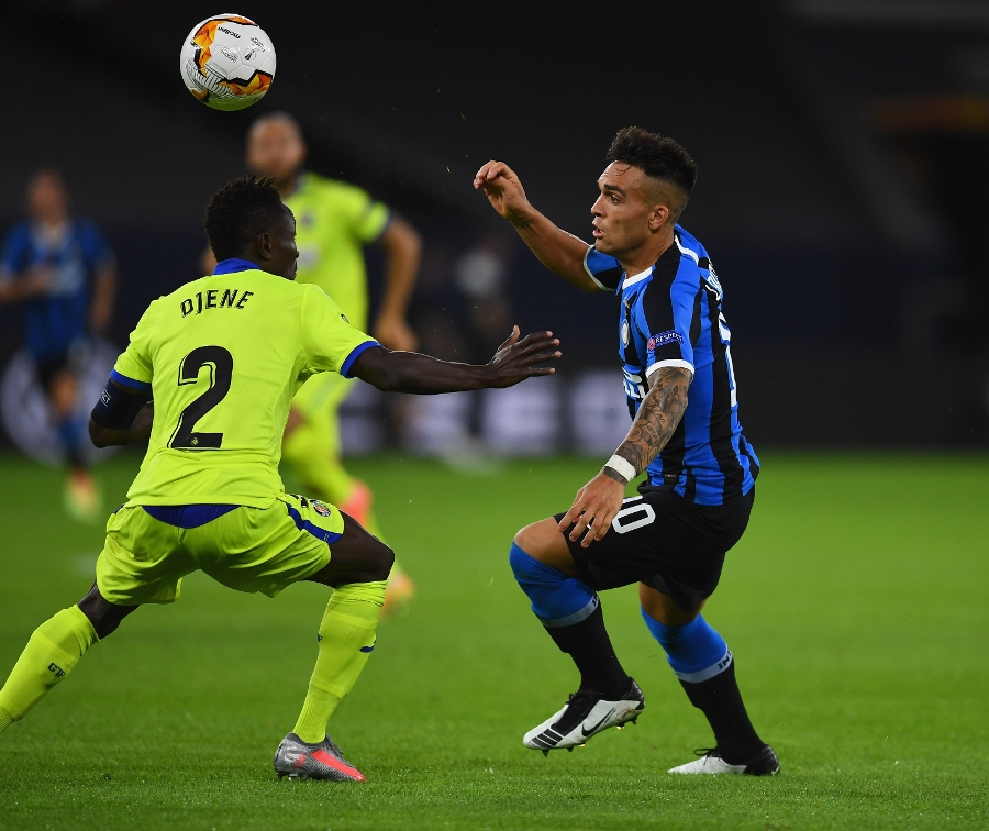 Left-footed finishes and a missed penalty: Inter vs. Getafe, the ...