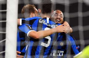 Europa League, Inter 2-0 Getafe: Nerazzurri into the quarters