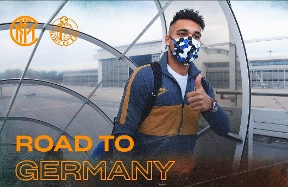 Inter vs. Getafe | Road to Germany