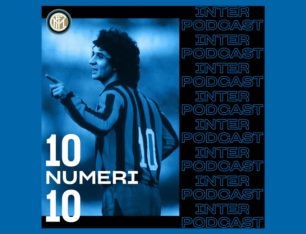 Talent, ingenuity and inspiration - Inter Podcast on Evaristo Beccalossi