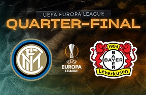 Sarà il Bayer Leverkusen l'avversario dell'Inter ai quarti di Europa League