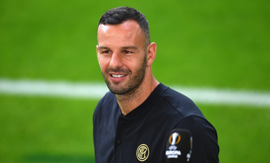 """Europa League, Handanovic: """"Winning and keeping a clean sheet: that's how you build self-confidence"""""""