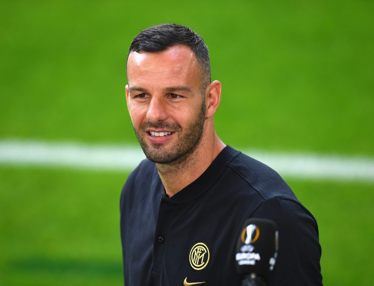 "Europa League, Handanovic: ""Winning and keeping a clean sheet: that's how you build self-confidence"""