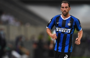 "Godin: ""We deserved to win, an important moment for the whole of Inter"""