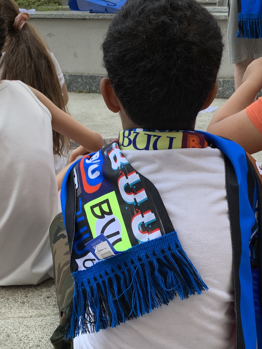 Solidarity and football: Inter involved in social housing project