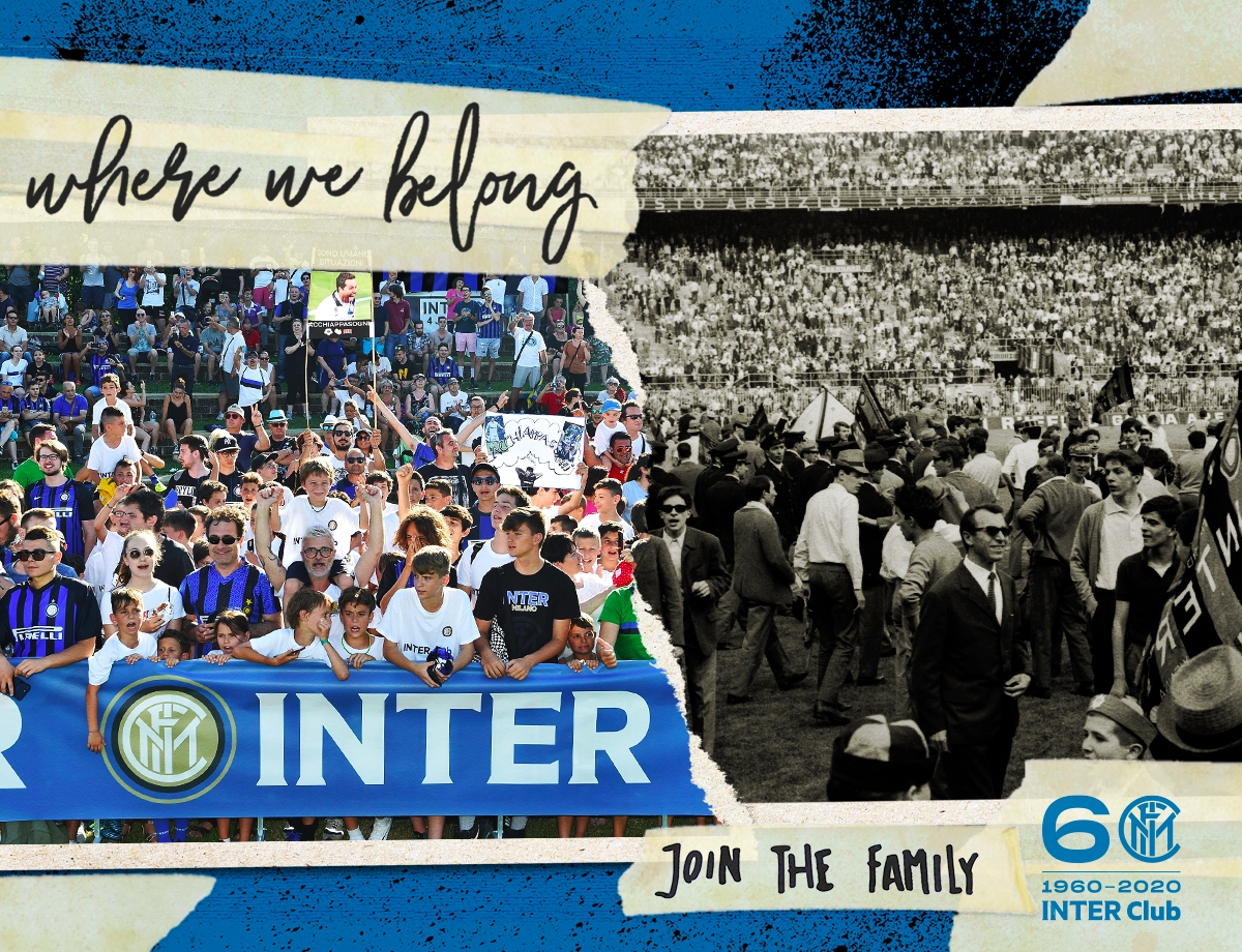 Inter Club, the subscription campaign for the 2020/21 season now underway