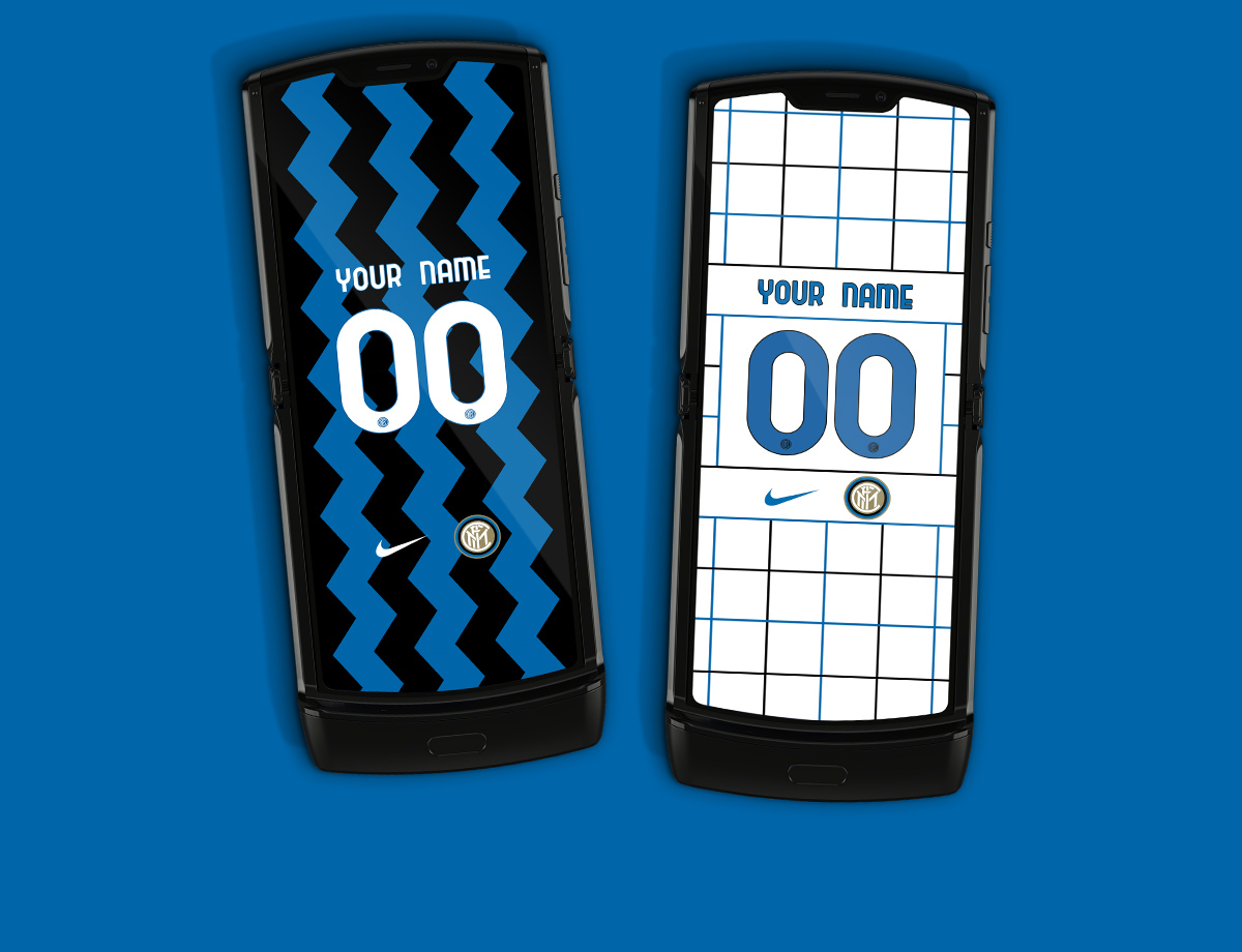 Personalise Your Smartphone With Offical Inter Wallpapers News