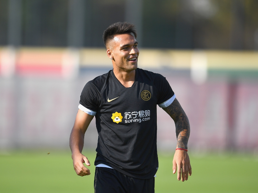 T-minus three days to Inter vs. Shakhtar: the Nerazzurri training in Düsseldorf