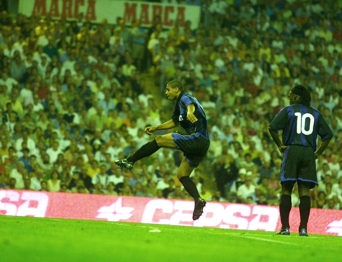 19 years since Adriano's free-kick against Real Madrid - Listen to the podcast now