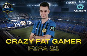 """Diego """"Crazy Fat Gamer"""" is our new pro player for FIFA 21"""