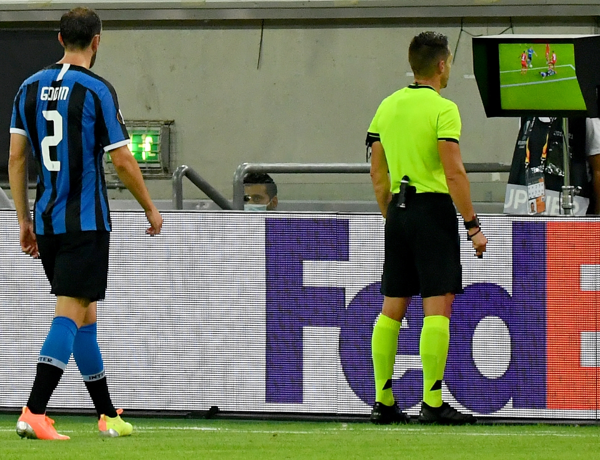 Europa League, Marciniak to referee Inter vs. Shakhtar Donetsk