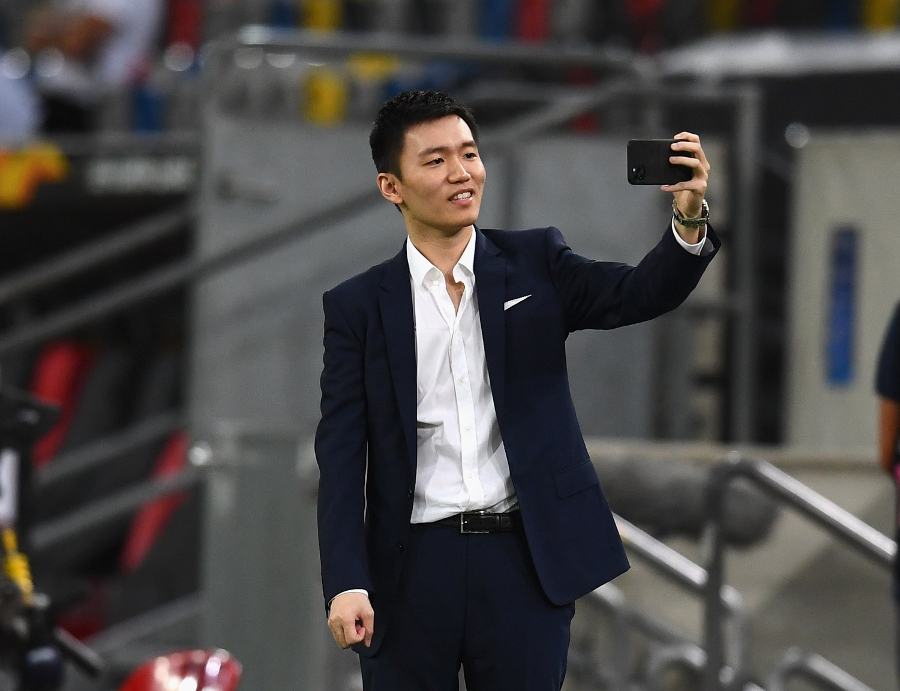 "VIDEO | Steven Zhang: ""To the final together!"""