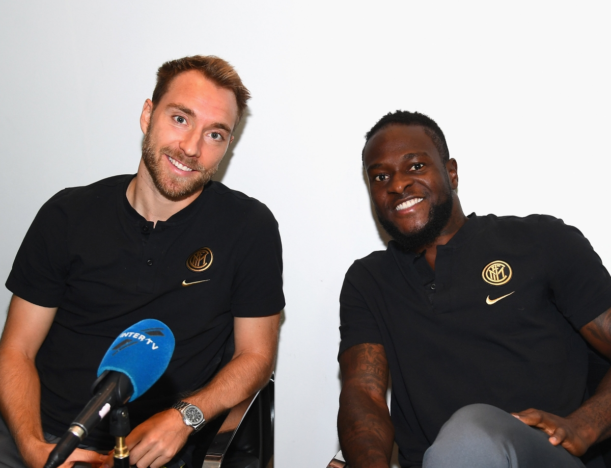 Eriksen and Moses in the Düsseldorf bubble – a new episode of the Inter News Podcast is now available