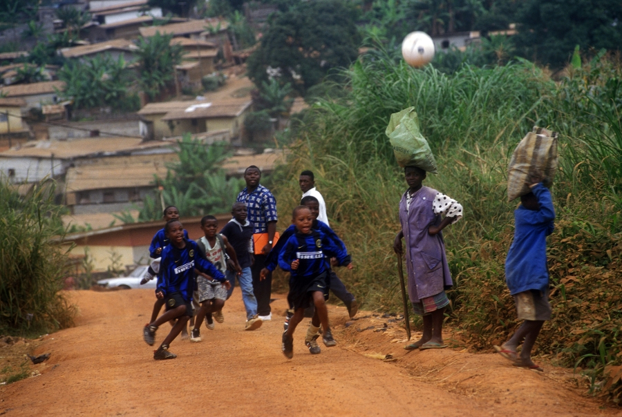 Inter Campus Cameroon, from children to adults