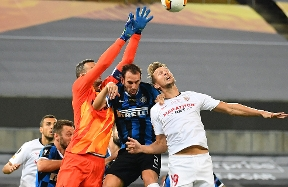 "Handanovic: ""There's a lot of bad feeling, but this must be a starting point"""