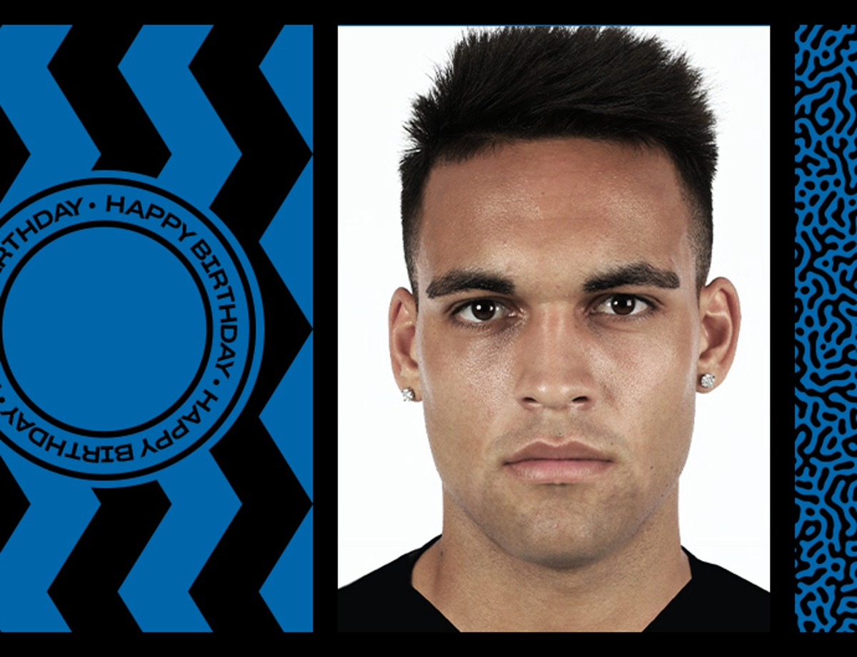 Happy Birthday, Lautaro