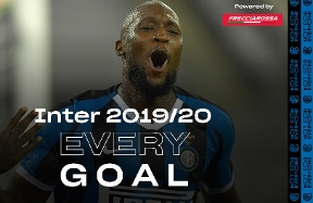 All 113 of Inter's goals from the 2019/20 season | VIDEO