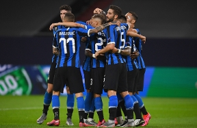 "Sei nerazzurri nella ""Squad of the Season"" di UEFA Europa League 2019/20"