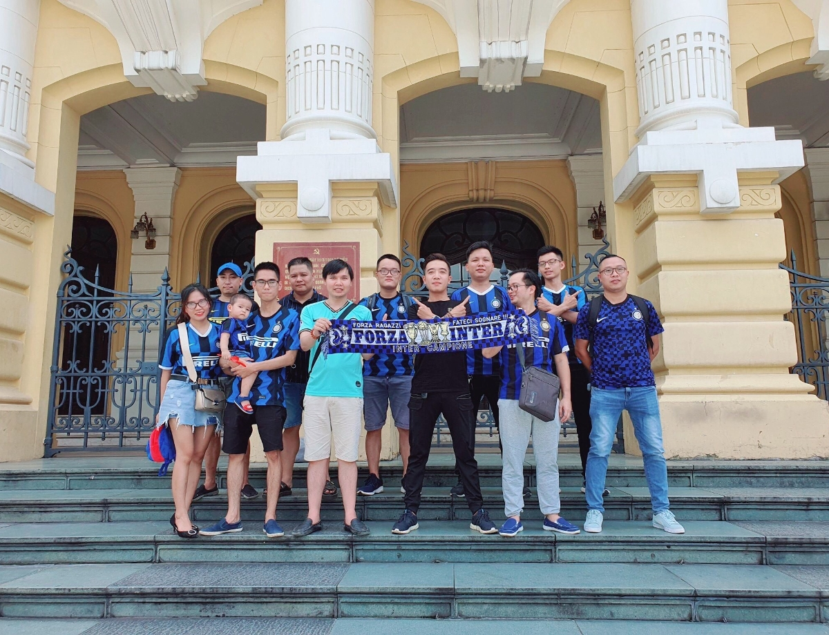 Inter Club Vietnam is born