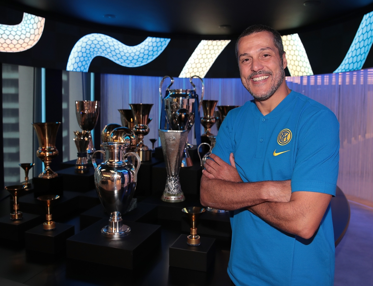 """Julio Cesar: """"It's an honour to know that I'm a part of Inter history"""""""
