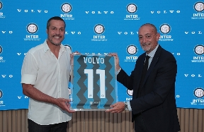 Volvo Car Italia remains Inter's Official Car Partner: agreement renewed for the 20/21 season