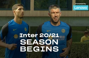 VIDEO | First training session of the new season for the Nerazzurri