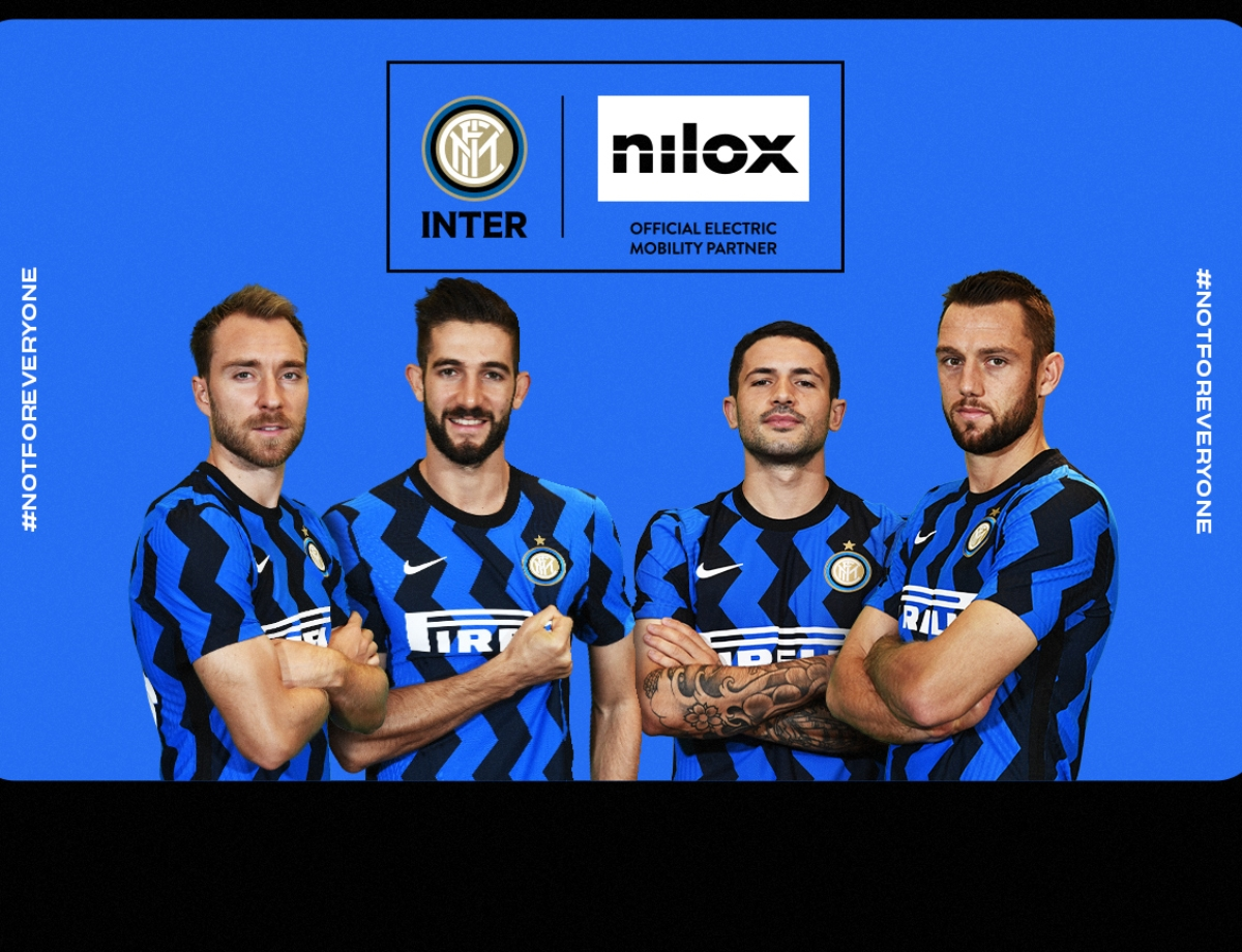 Nilox to remain an Official Partner of FC Internazionale Milano