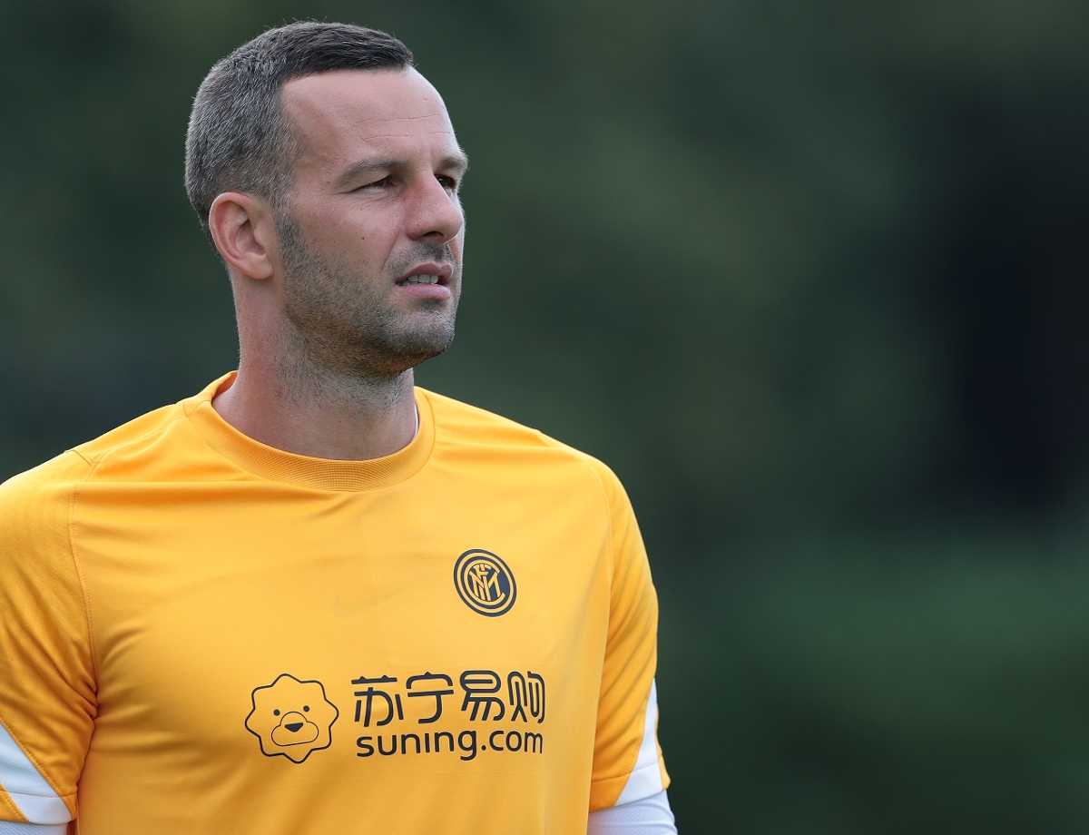 "UCL, Handanovic: ""We always need to raise our game"""