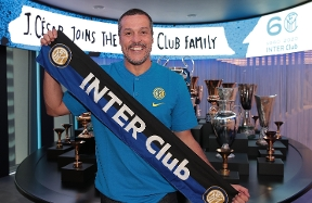 Inter Calling Clubs con Julio Cesar!
