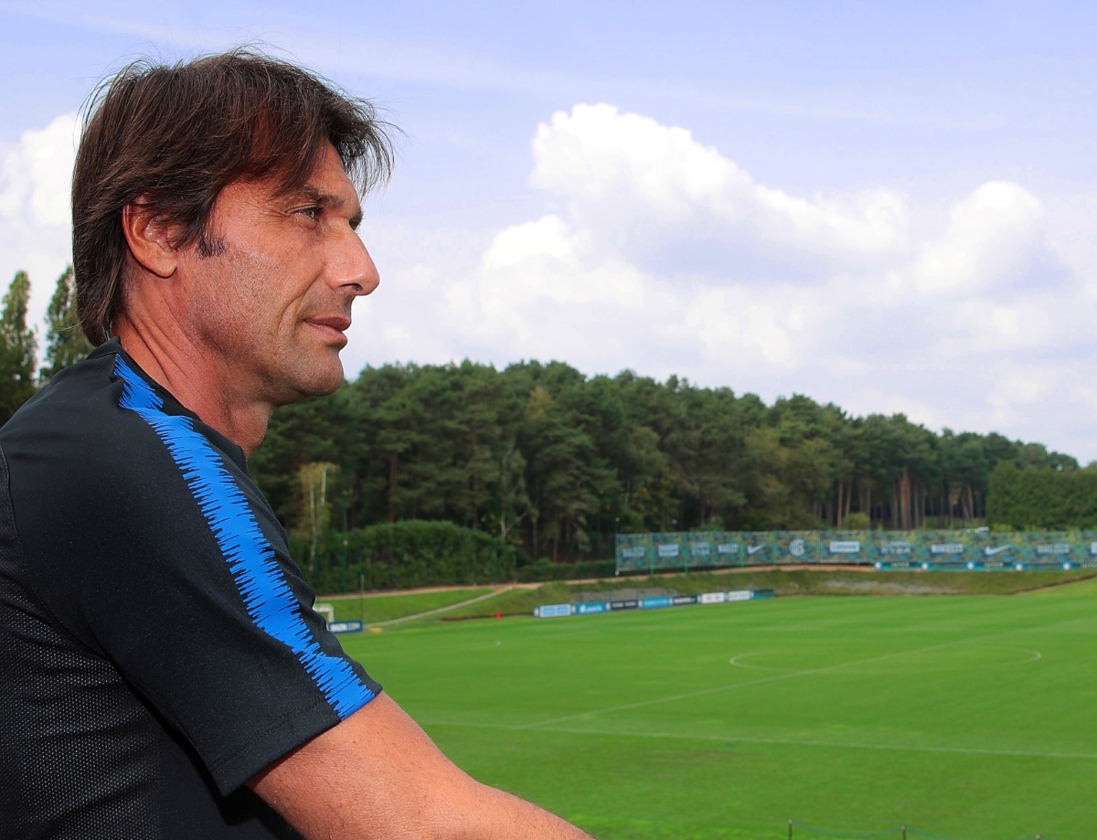 Antonio Conte on Instagram: our Coach's official profile