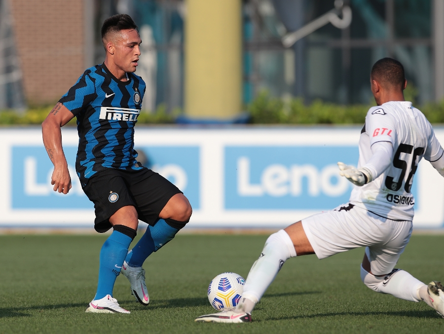 All the photos from Inter 5-0 Lugano