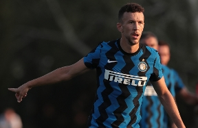 "Perisic: ""I'm happy to be back"""